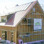 Ökologische Dämmung beim Massivholzhaus