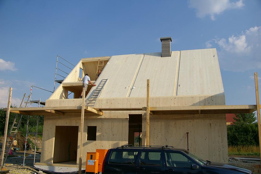 massivholzhaus kfw 55 meysel holzbau. Black Bedroom Furniture Sets. Home Design Ideas